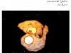 Der Neandertaler hat noch eine unrasierte Stelle am Kinn