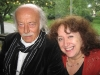 Ein schönes Paar:-): Dimitri Vojnov und Cosia Immerscheen